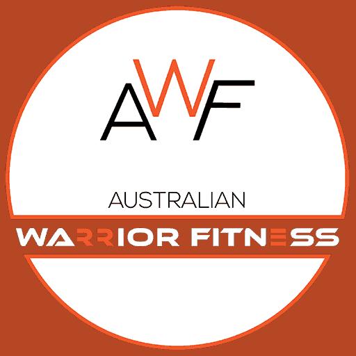 Australian Warrior Round Logo