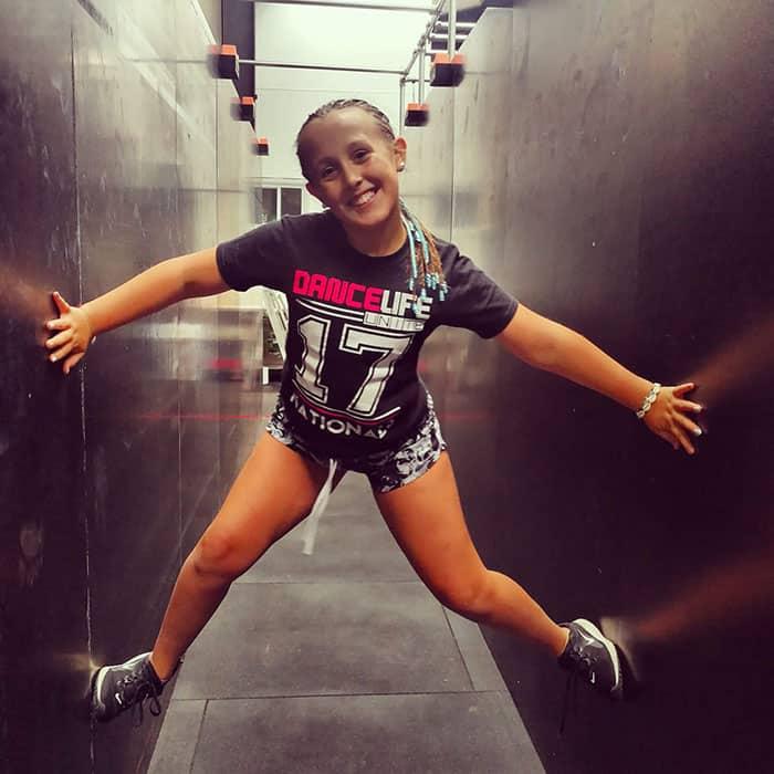 Australian Warrior Fitness Girl