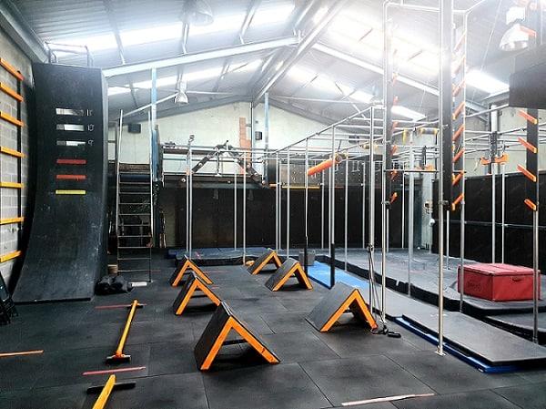 Australian Warrior Fitness Gym
