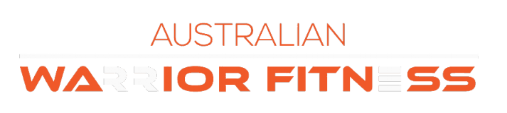 Australian Warrior Rectangle Logo