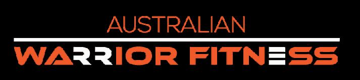 Australian Warrior Rectangle Logo