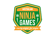 Australian Ninja Games Logo
